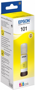 Atrament Epson 101 EcoTank Yellow ink bottle