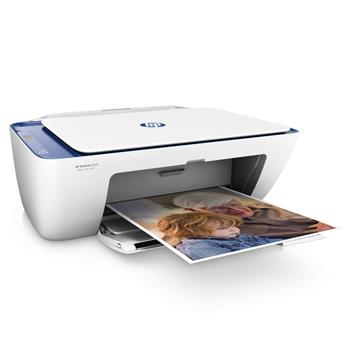 Tlačiareň HP DeskJet 2630 All-in-One A4, USB/Wi-Fi, print/copy/scan, bílomodrá