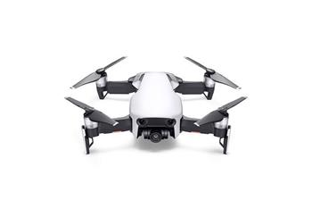 Dron DJI Mavic Air Fly More Combo, 4K kamera, bílý
