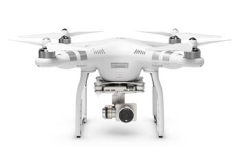 Dron DJI Phantom 3 Advanced, Ultra HD 2,7 kamera