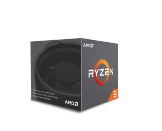 Procesor AMD Ryzen 5 2600 6core (3,4 GHz, 16 MB, 65 W, AM4) box with Wraith Stealth cooler