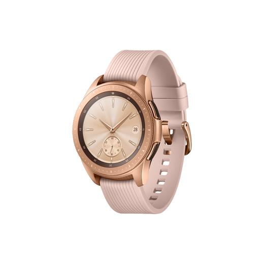 Hodinky Samsung Galaxy Watch R810 (42 mm) Rose Gold