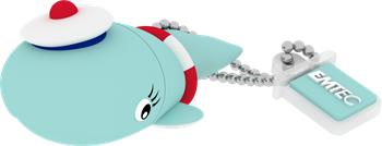 Flashdisk EMTEC M337 Sailor Whale 16GB USB 2.0