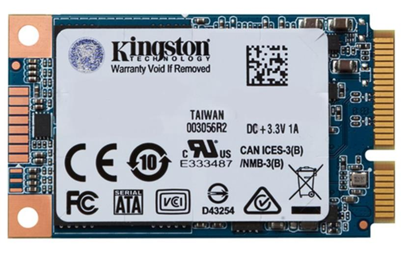 SSD disk Kingston UV500 120GB, mSATA 520/320MB/s