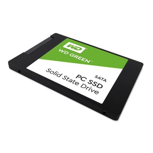 SSD disk Western Digital Green 480GB, 2,5