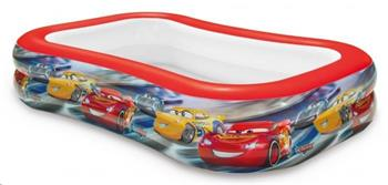 Bazén Intex detský CARS SWIM CENTER 262 x 175 cm