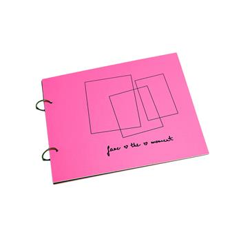 Album Fujifilm DIY Pink-black set