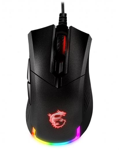 Myš MSI Gear herní CLUTCH GM50 Gaming/ 7.200 dpi/ RGB Lighting/ USB