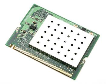 Karta Mikrotik R52H - High Power miniPCI karta, 802.11a+b+g AR5414 (2,4/5 GHz)