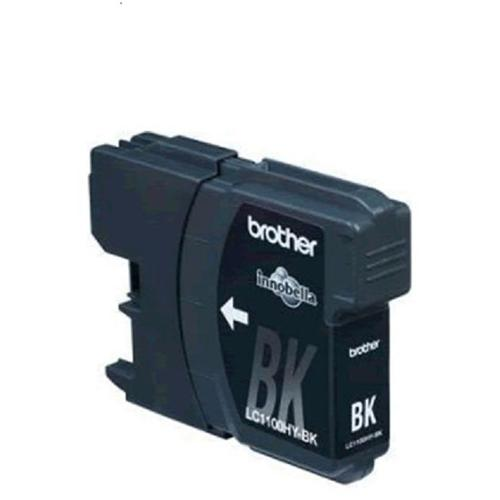 Atrament Brother Ink LC-1100HY BKBP2 multipack 2x černá