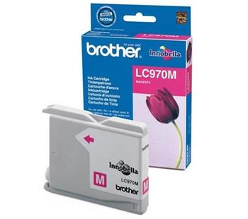 Atrament Brother Ink LC-970M magenta