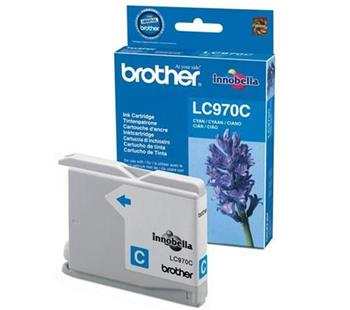 Atrament Brother Ink LC-970C cyan
