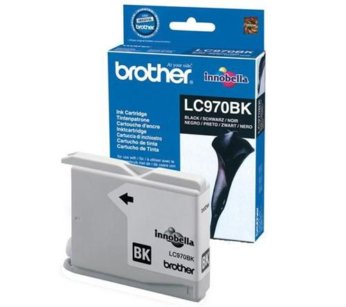 Atrament Brother Ink LC-970BK černý