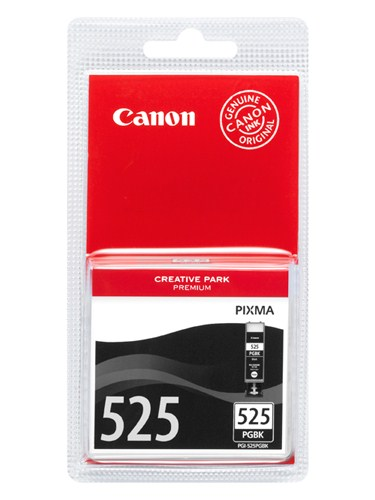 Atrament Canon cartridge PGI-525 černý