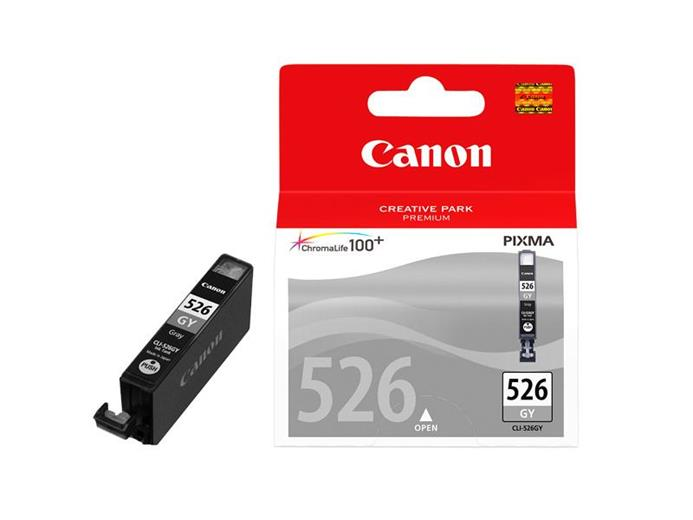 Atrament Canon cartridge CLI-526GY šedý (CLI526GY)