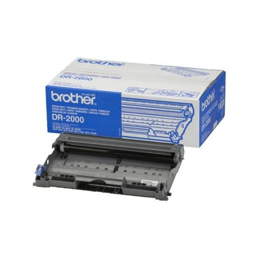 Obrazový valec Brother DR-2000 (HL-20x0, DCP/MFC-7010(L), MFC-7420/7820, FAX-2920), do 12.000 str.