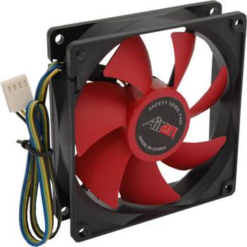 Ventilátor Airen RedWings120 Clever 120x120x25mm
