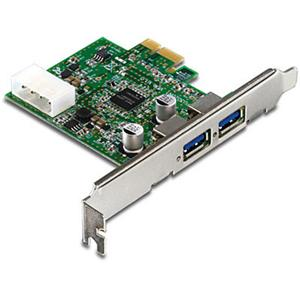 Radič Trendnet TU3-H2PIE 2x USB 3.0 do PCI-E