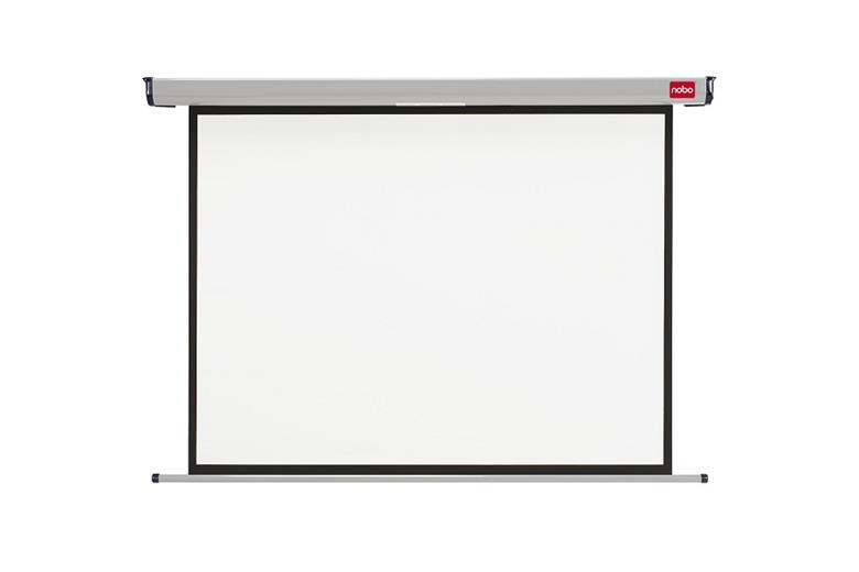 Projekčné plátno NOBO Electric Screen š 192 x v 144 -240cm,DO