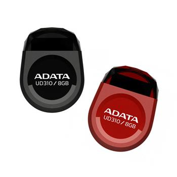 Flashdisk Adata USB 2.0 DashDrive Durable UD310 16GB červený