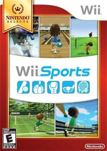 Hra Nintendo Wii Sports Selects