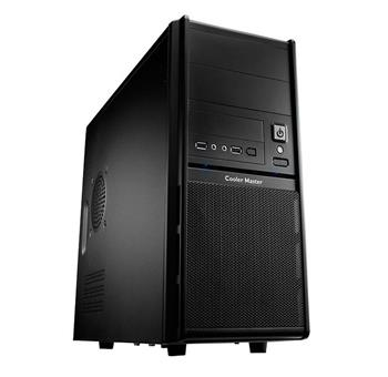 Case CoolerMaster Elite 342 mATX, black, bez zdroje
