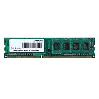 Pamäť Patriot DDR3 4GB SL PC3-10666 1333MHz CL9 (8x512)