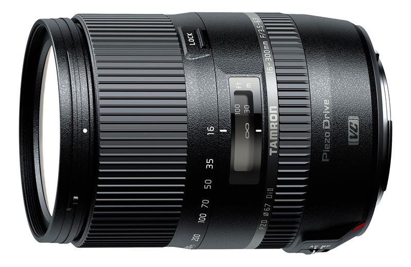Objektív Tamron AF 16-300mm F/3.5-6.3 Di II VC PZD pre Canon