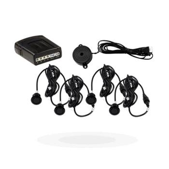 Parkovací systém Jablotron  PS-001 Sada obsahuje 4 ultrazvukové senzory