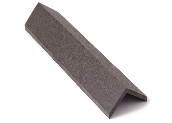 Zakončovacia lišta G21 Eben pre palubovky Eben, 5,5*5,5*350 cm