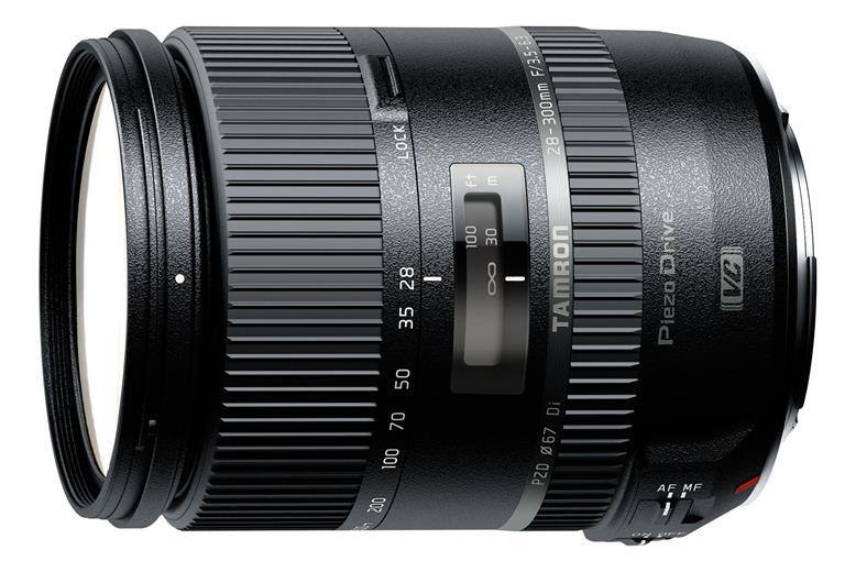 Objektív Tamron 28-300mm F/3.5-6.3 Di VC PZD pre Nikon