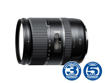 Objektív Tamron 28-300mm F/3.5-6.3 Di PZD pre Sony