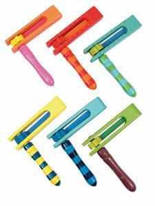 Hračka Woody Řehtačka, různé barvy