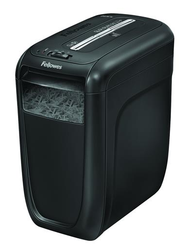 Skartovač Fellowes 60Cs DIN 3, Cross cut 4x50mm, 8 listů, 22l, Credit Card