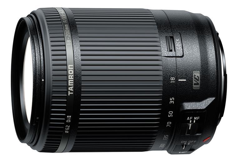 Objektív Tamron AF 18-200mm F/3.5-6.3 Di II VC pro Nikon