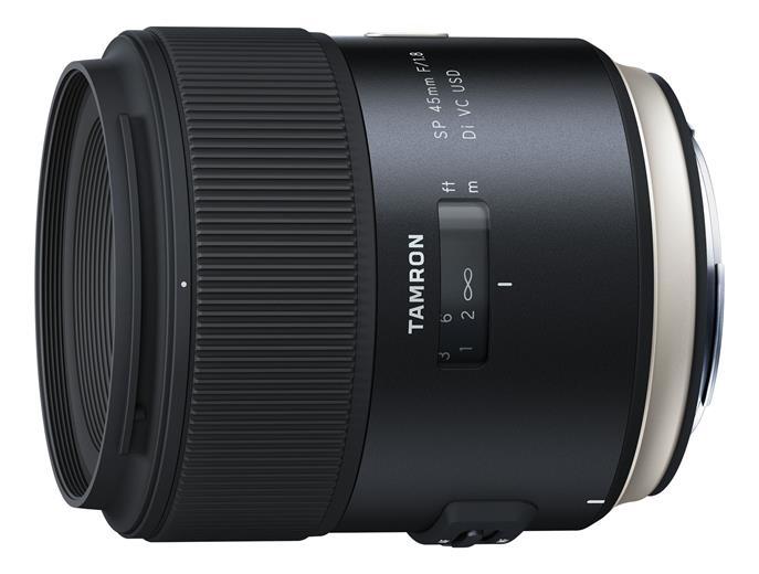 Objektív Tamron SP 45mm F/1.8 Di VC USD pro Nikon