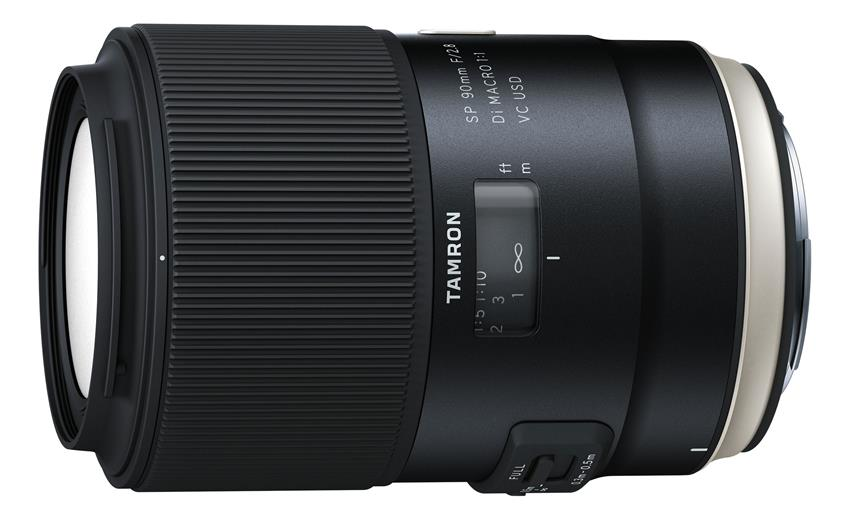 Objektív Tamron AF SP 90mm F/2.8 Di Macro 1:1 VC USD pro Nikon