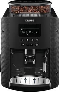 Espresso Krups EA815B Automatické espresso, tlak 15 barov, 1450 W