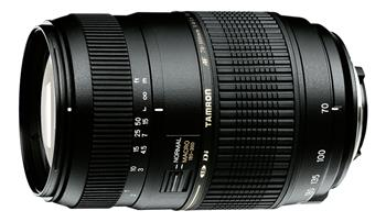 Objektív Tamron AF 70-300mm F/4-5.6 Di pre Canon LD Macro 1:2