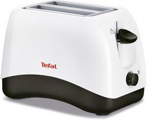 Hriankovač Tefal TT130130 Příkon 850 W, bielo-šedé prevedenie (HRIANKOVAč TEFAL TT130130 PříKON 850 W,)