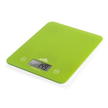 Kuchynská váha ETA Lori 2777 90010 nosnosť 5 kg, zelená