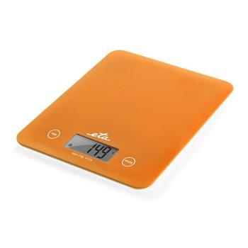 Kuchynská váha ETA Lori 2777 90030 nosnosť 5 kg, oranžová