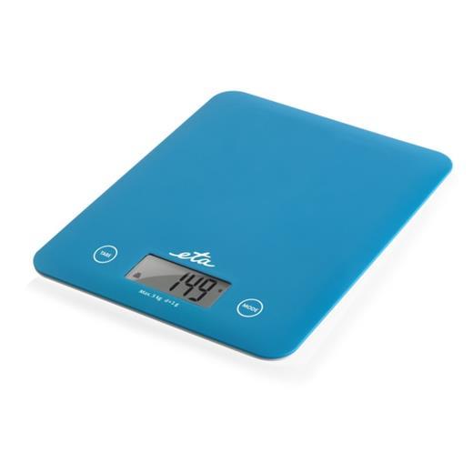 Kuchynská váha ETA Lori 2777 90040 nostnosť 5 kg, modrá