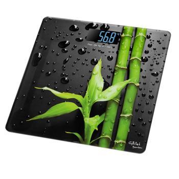 Váha Gallet PEP 953 Bambou čierno-zelená