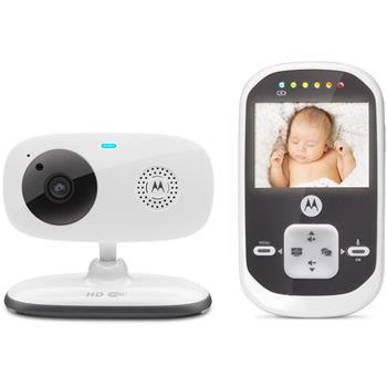 Dětská chůvička Motorola MBP 662 HD Connect s kamerou