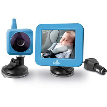 Dětská chůvička Bayby BBM 7030 Digital video auto