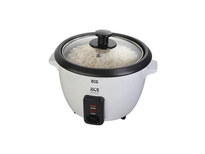 Hrniec na ryžu ECG RZ 11 400 W