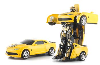 Hračka G21 R/C robot Yellow Star
