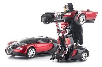 Hračka G21 R/C robot Red Stranger