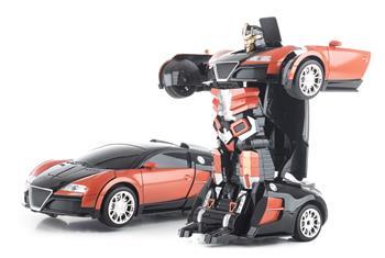 Hračka G21 R/C robot Orange King